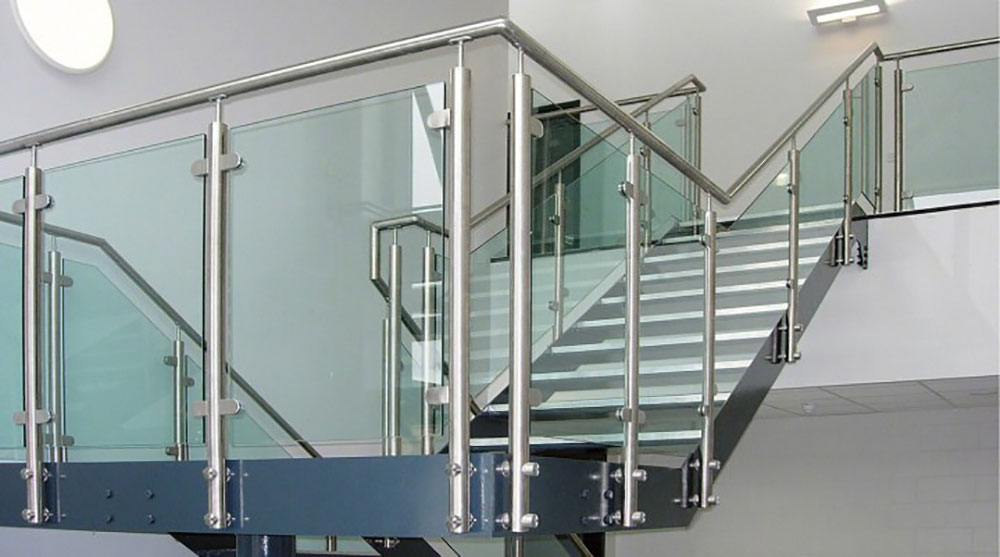 Balustrade and Railing Systems | Nida Aluminum Basement